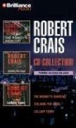 Robert Crais CD Collection 2: The Monkey's Raincoat, Stalking the Angel, Lullaby Town (Elvis Cole/Joe Pike - Monkeys Raincoat