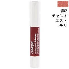 - Clinique Chubby Stick Intense Moisturizing Lip Colour Balm - # 02 Chunkiest Chili Lipstick For Women 0.1 oz