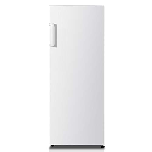 Hisense RL313D4AW1 - Frigorífico de Una Puerta, Capacidad Neta 242 L, 143,4 cm alto, patas ajustables, silencioso 40 dBA, color blanco a buen precio