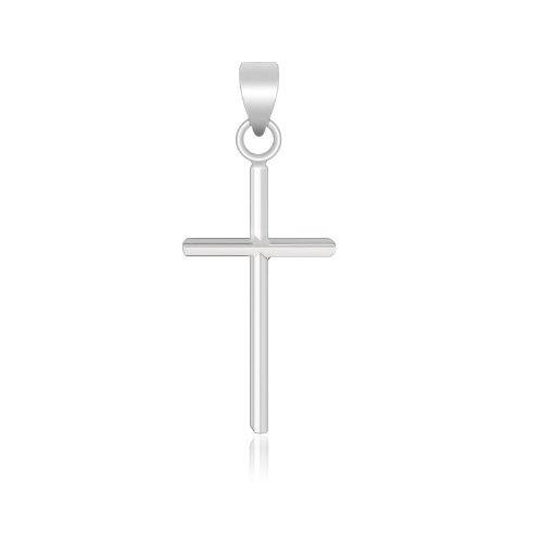 LIOR - Pendentif Or blanc 585/1000
