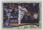 Alexi Amarista #91/99 (Baseball Card) 2014 Topps Update Series - [Base] - Camo - 324 Us