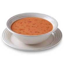 Chef Francisco Creamy Tomato Bisque - 4 lb. tub, 4 per case