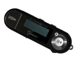 Riptunes 2GB MP3 Player Black