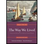 Read Online Way We Lived - Volume I, 1492-1877 (7th, 12) by Binder, Frederick - Reimers, David [Paperback (2012)] pdf
