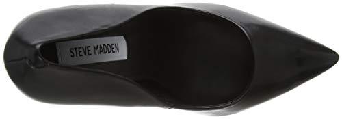 Donna col Black Daisie Madden 017 Punta Tacco Heel Chiusa Scarpe Steve Black Leather SZ8qfH
