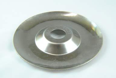 W/ölb-Schleifscheibe 125 mm galvanisch belegte Diamantschleifscheibe