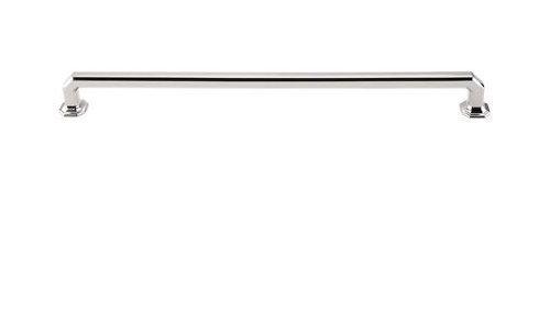 Top Knobs 12'' Emerald Pull-TK291PN- Polished Nickel