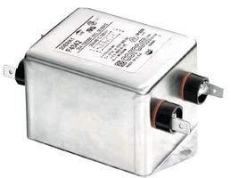 TE Connectivity/Corcom Brand 20ERK1 Power Line Filter