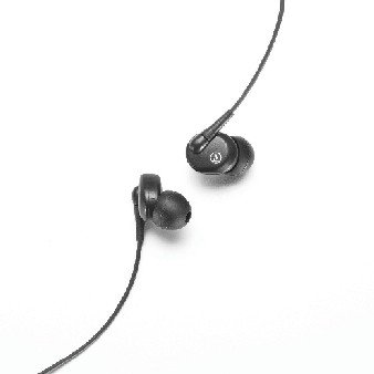 Audio Technica EP3 Ear Headphones Designed for use with M3 M2 Wireless In Ear Monitor Systems