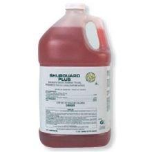 US Chemical Shurguard Plus Warewashing Cleaner Liquid Sanitizer, 1 Gallon - 4 per case.