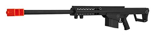 Lancer Tactical M82 50 Cal Spring Airsoft Sniper Rifle Gun Marksman FPS 435