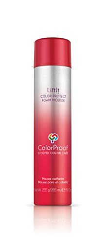 ColorProof Lift It Mousse Color Protect Root Boost, 9 Oz (Packaging may vary)