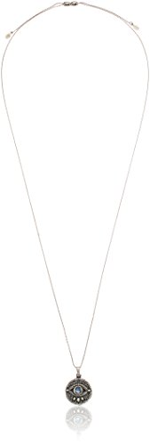 Alex and Ani Womens Evil Eye Expandable Necklace