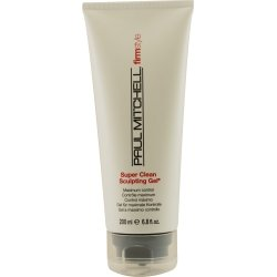 Paul Mitchell - Super Clean Sculpting Gel Maximum Hold And C