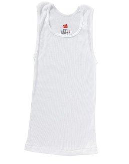 Hanes ComfortSoft Boys A-Shirt 5-Pack