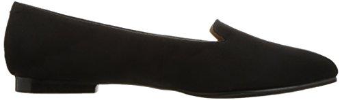 Women's Black Trotters Flat Pointed Toe Harlowe dqHXTrHw