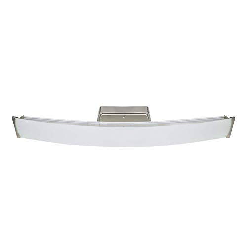 Good Earth Lighting Seattle 32-inch LED Linear Bathroom Vanity Light - Brushed -