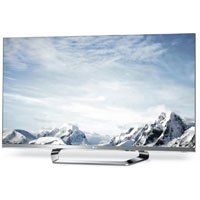 LG Cinema Screen 55LM8600 55-Inch Cinema 3D 1080p 240Hz Dual Core LED-LCD HDTV with Smart TV and Six Pairs of 3D Glasses, Best Gadgets