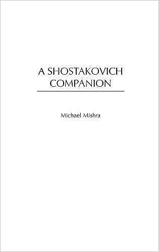 a-shostakovich-companion