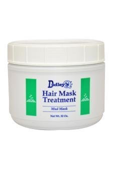 Dudleys Hair Mask Treatment Mud Mask 32oz by Dudley's