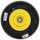 John Deere Original Equipment Tire And Rim Assembly #TCA19309