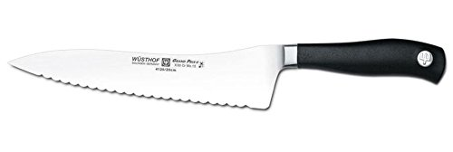 Wusthof Grand Prix Ii 8 In. Offset Handle Deli Knife *New* Review