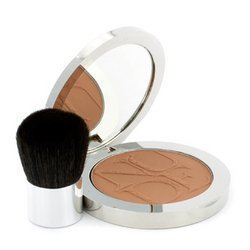 Makeup - Christian Dior - Diorskin Nude Tan Nude Glow Sun Powder (With Kabuki Brush) - # 006 Sienna 10g/0.35oz