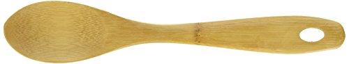 Joyce Chen Dishwasher Safe Spoon - Joyce Chen 33-2010, Burnished Bamboo Spoon, 10-Inch