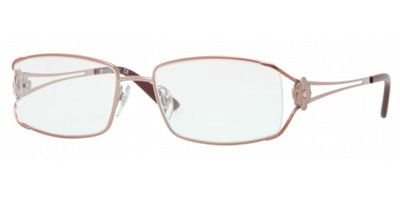 Vogue Vo3817 Eyeglasses 756 Light Pink Demo Lens 50 17 130 by Vogue