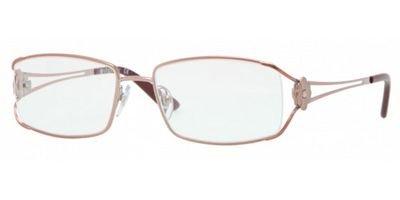 Vogue Vo3817 Eyeglasses 756 Light Pink Demo Lens 50 17 130 by Vogue