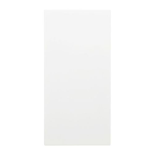 Pizarra magnética Ikea Spontan, blanca (37 x 78 cm, acero ...