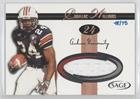 Cadillac Williams #48/75 Cadillac Williams (Football Card) 2005 SAGE - Jerseys - Bronze #J24 ()