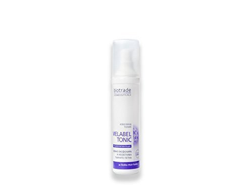 MELABEL - Whitening Tonic- Kojic and Glycolic acids: Anti Age, Dark Spots, Melasma by Biotrade