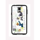 New Case Silicone For Samsung Galaxy S6 Edge Design Ao Haru Ride Design AH01