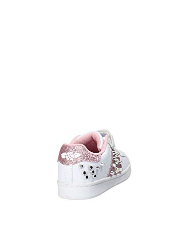 Lelli Enfant 34 L18I3811 Kelly Sneakers Blanc wZUWrZ0zO
