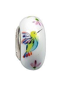 Fenton Kaleidoscope Hummingbird - Bead Glass Artistic 11380-FEN from Fenton