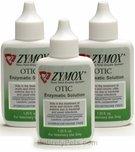 3 PACK Zymox (1.25oz) Hydrocortisone Free