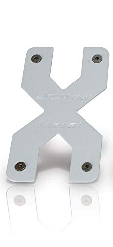 Shutt Shuttuner DX1S Silver Aluminum Dead Pedal Kick Foot Rest Universal Fit