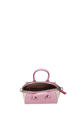 Sacs Femme BB500JB017 antigona Givenchy main Rose Cuir à ZxzUF74