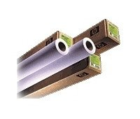 HP Q6588A HP Yellow Coloured Paper - 127cm (50in) x 45.7m (150ft) roll