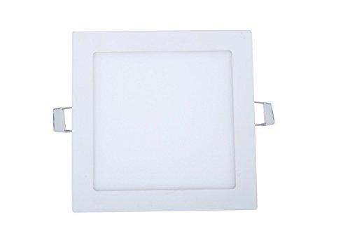 buy popular 80970 2b630 Original 12W Square LED Panel Light(White, Large)