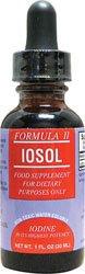 Iosol Formule Ii 1 fl oz Liquid