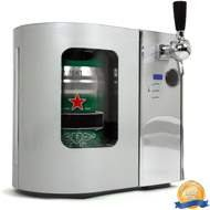 Draft Beer Dispenser Kegerator (Mini Kegerator Refrigerator & Draft Beer Dispenser - EdgeStar)
