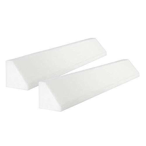 PEKITAS Lote 2 Unidades Barrera Protector de Espuma Para Cama Para Bebes Ninos Fabricado En Espana Longitud 100 cm