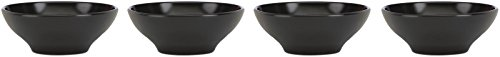Lenox Unisex DKNY by Lenox Urban Impressions Tidbit Bowl Set of 4 Onyx