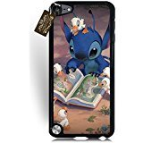 ation Protective Case Cartoon, Lilo And Stitch Ipod Touch 5th Case Fabulous Super Slim Ipod 5th Case ()