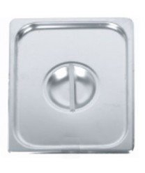 Tiger Chef STPA7000C Full Size Solid Steam Pan Cover-1 DOZ by Thunder Group