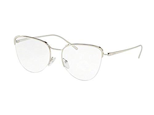 Mujer 51 0pr Para De 60uv Gafas Monturas Prada Silver qxvnHTgRqw