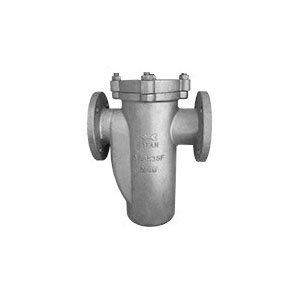Titan 2.5 BS35F-SS Simplex Basket Strainer, 2-1/2