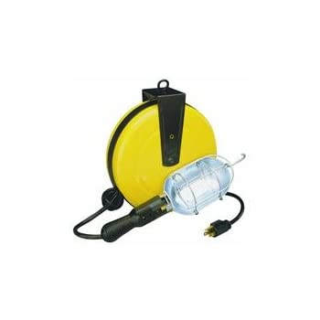 Amazon alert safety light products incandescent retractable alert safety light products incandescent retractable cord reel work light 5000a 30g publicscrutiny Gallery